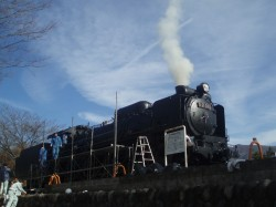 空気機関車D51イメージ