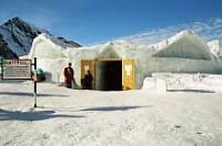 Ice Balea Lake(氷のバレアラック)