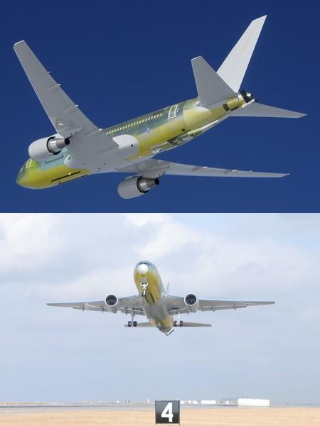 空中給油輸送機KC-767