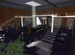 「Second Life PRESS CENTER」イメージ