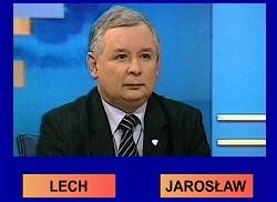 ポーランドの双子大統領・首相を見極めるゲーム