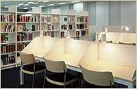 千代田区立図書館イメージ