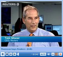 トム・グローサー氏へのインタビューイメージ