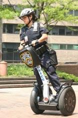 Segway警察版イメージ