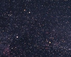 満天の夜空イメージ
