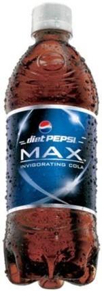 Diet Pepsi MAXイメージ