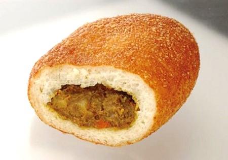 ハバネロカレーパン