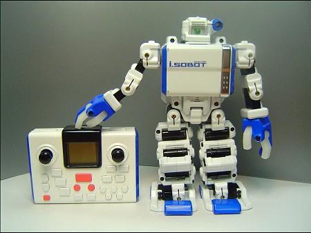 i-SOBOTとコントローラー