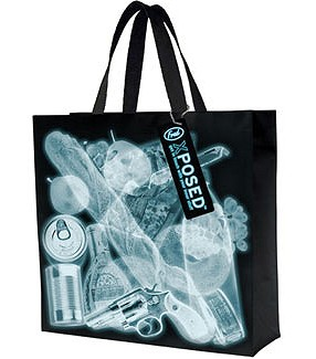 XPOSED! GROCERY BAG。食料雑貨入れバッグ。
