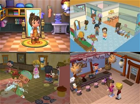 Wii版『ぼくとシムのまち』