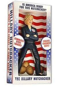 ヒラリー・クリントン女史のクルミ割り人形