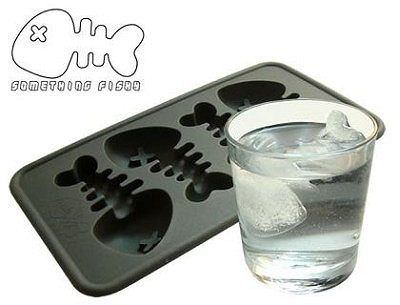 「Fishbone Ice Tray」