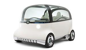 ホンダのコンセプトカー・「PUYO(プヨ)」