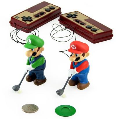 Mini Golfing Mario & Luigi。直訳すると「ミニゴルフ・マリオとルイージ」
