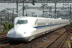 新幹線N700系イメージ