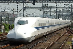 N700系 新幹線車両イメージ