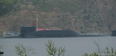 晋級原子力潜水艦