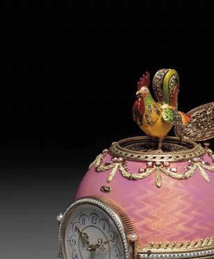 「ロスチャイルド ファベルジェエッグ(The Rothschild Faberge Egg)」