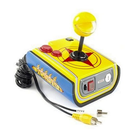 Jakks Super Pac-Man TV Game