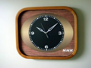 NHK時計イメージ
