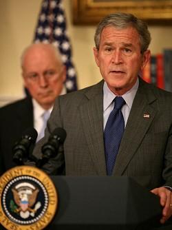 ブッシュ大統領イメージ