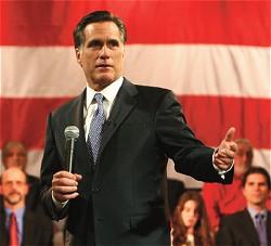 ロムニー(MITT Romney)氏イメージ