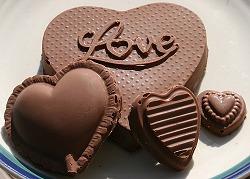 バレンタインチョコイメージ