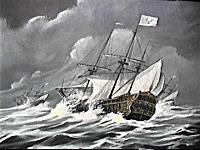 難破船イメージ