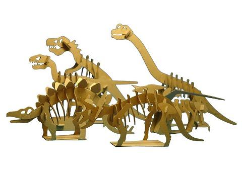 ハコモな恐竜たち