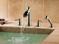 風呂の蛇口イメージ
