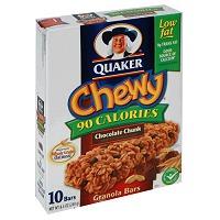 Quakerの90キロカロリーシリーズイメージ