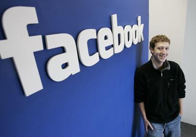 Mark Zuckerberg氏とFacebook