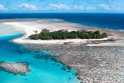 無人島イメージ