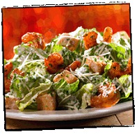 Chili's Chicken Caesar Salad