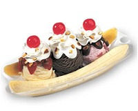 Baskin-Robbins Banana Split