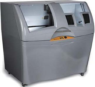展示されていたZPrinter 450 Systemと同系モデル