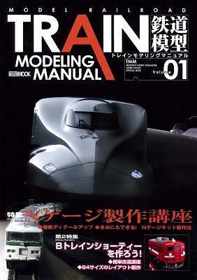 トレインモデリングマニュアル
