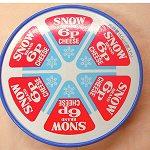 雪印乳業6Pチーズイメージ