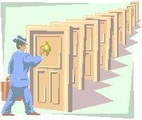 「レベルアップ」はある日突然ドアを叩くイメージ