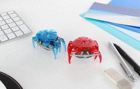 『HEX BUG Crab(ヘクスバグ クラブ)』