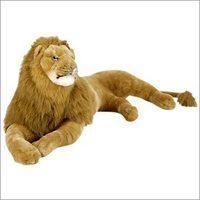 ライオンのぬいぐるみイメージ