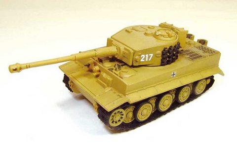 タイガーI(1944年ラトビア戦線)