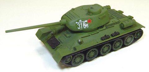 T-34/85(1944年東プロシア戦線)