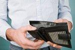 空の財布イメージ