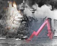 経済版真珠湾攻撃イメージ