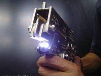 フルメタル輪ゴム鉄砲『シルバーウルフ』イメージ