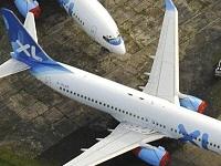 XL航空の機体イメージ
