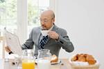 朝食新聞イメージ