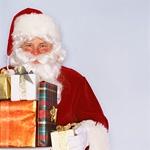 サンタクロースイメージ
