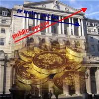 給与が漸次上がるイギリスの公務員イメージ